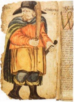 Egil_Skallagrimsson_17c_manuscript