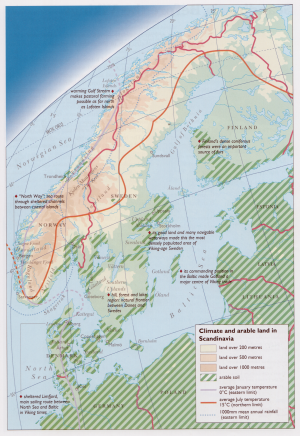 Arable Land Map