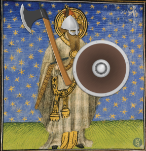 Charlemagne the Viking