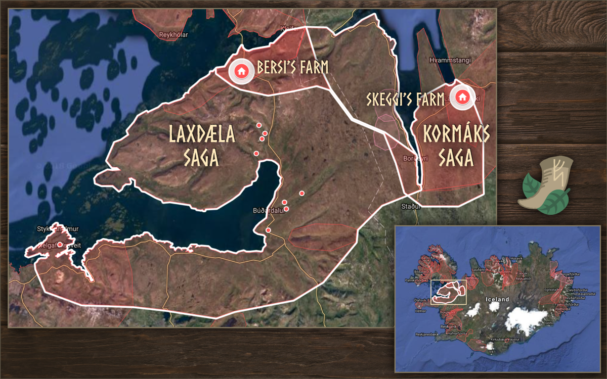 Lax-Kormak Map